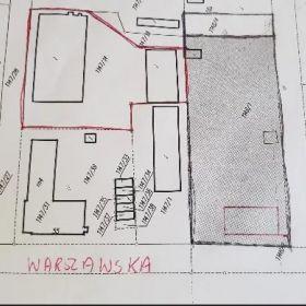 Hala produkcyjna magazynowa 667 m2  Działka 2386 m2