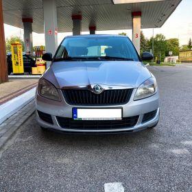 Sprzedam samochód osobowy Skoda Fabia II kombi 1,6 TDI, 75 KM
