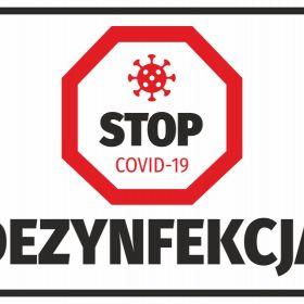 Dezynfekcja, ozonowanie, usuwamy wirusy, bakterie, alergeny, zapachy