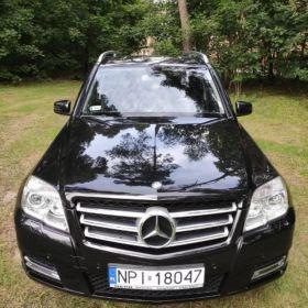 Mercedes-Benz GLK Piękny mercedes GLK 2.2 Diesel