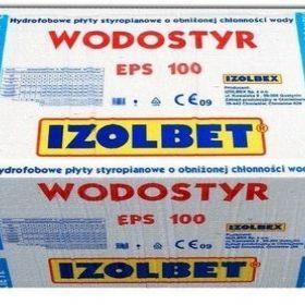 110 zł /opak - Styropian hydro 15 izolbet