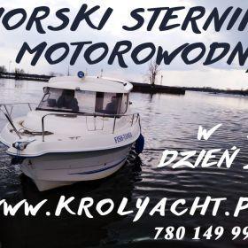 Morski Sternik Motorowodny z egzaminem w 1 dzień
