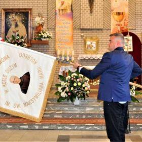 Wybrali na patrona św. Maksymiliana Kolbego