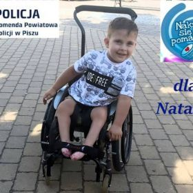 """Rusza VI edycja akcji """"Nakręć się na pomaganie"""". Tym razem nakrętki zbierany dla 5-letniego Natana"""