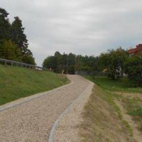 Postęp realizacji Mazurskiej Pętli Rowerowej przy drogach krajowych