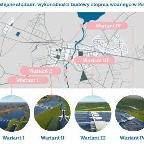 Ruszyły konsultacje społeczne budowy stopnia wodnego w Piszu